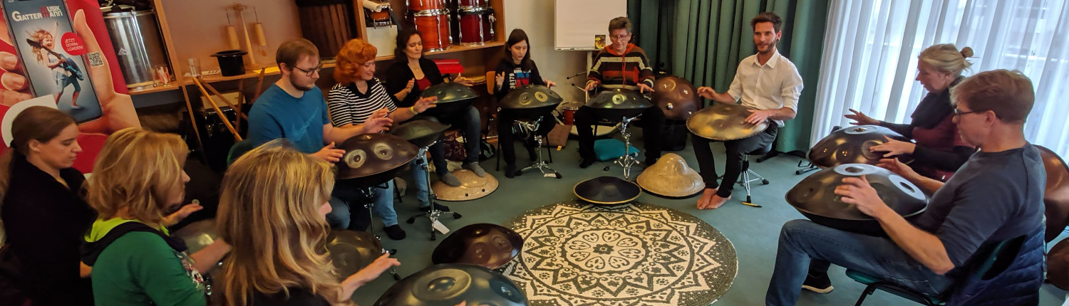 Handpan-Workshop Gattermann